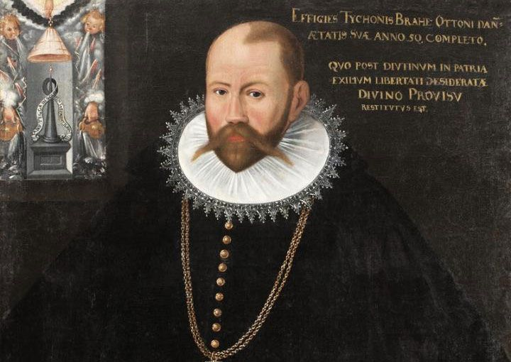 Physics/Tycho Brahe's contribution to Physics term paper 980