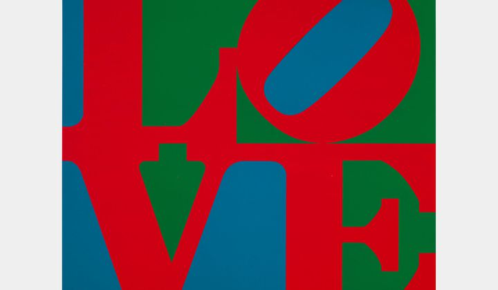 "Robert Indiana, The Artist Who Invented ""LOVE"""