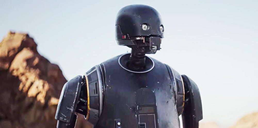K2-SO in Rogue One