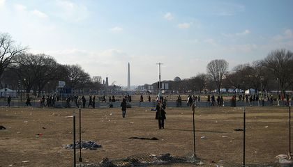 State of the National Mall, Post-Inauguration