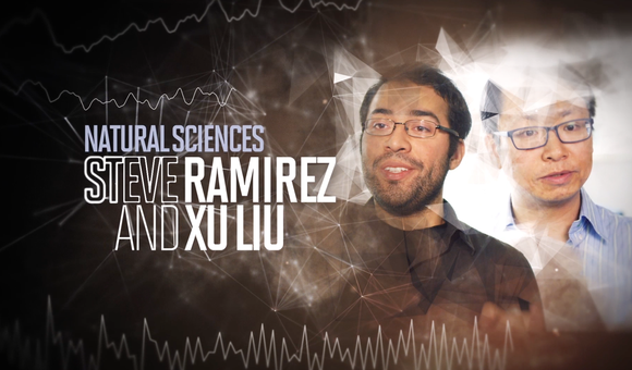 Preview thumbnail for video'Smithsonian Ingenuity Awards 2014: Steve Ramirez and Xu Liu
