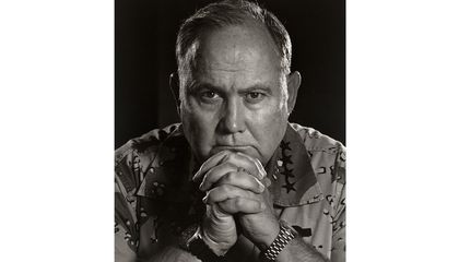How the Unflinching Norman Schwarzkopf Became One Man's Guiding Light