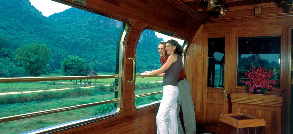 Singapore, Thailand, and Angkor Wat  <p>Join us on one of life&rsquo;s great adventures as we explore Southeast Asia and experience the Golden Age of travel aboard the elegant <em>Eastern &amp; Oriental Express</em>&nbsp;Train.&nbsp;</p>