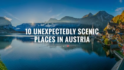 10 Unexpectedly Scenic Places in Austria