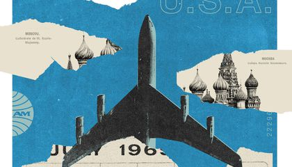 Fifty Years Ago, Airline Diplomacy Sought to Bring the U.S. and U.S.S.R. Closer Together