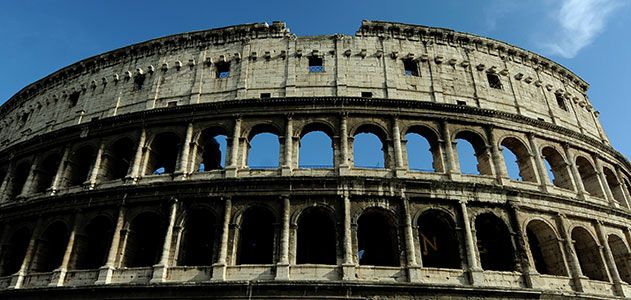 What Building Material Did The Romans Use