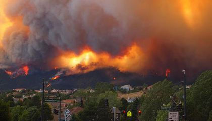 Devastating Colorado Wildfires Most Recent in Decades-Long Surge