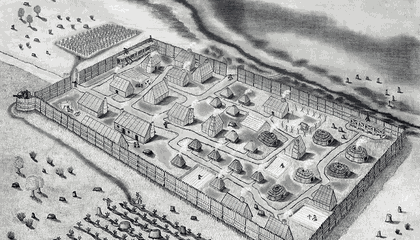 Researchers Discover Ruins of Maryland's Earliest Colonial Site, a 386-Year-Old Fort