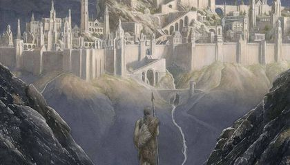 J.R.R. Tolkien's Final Posthumous Book Is Published