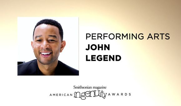 Preview thumbnail for video'What Makes John Legend America's Most Versatile Artist