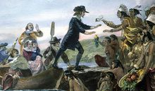 John M. Barry on Roger Williams and the Indians