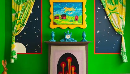 Step Into the Pages of 'Goodnight Moon' With This Enchanting Exhibition