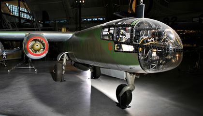 With Lightning Speed and Agility, Germany's Ar 234 Blitz Jet Bomber Was a Success That Ultimately Failed