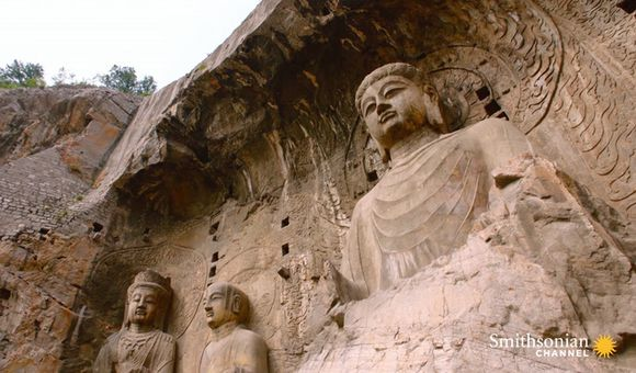 Preview thumbnail for video'Wu Zetian's Bold Move at the Spectacular Longmen Grottoes