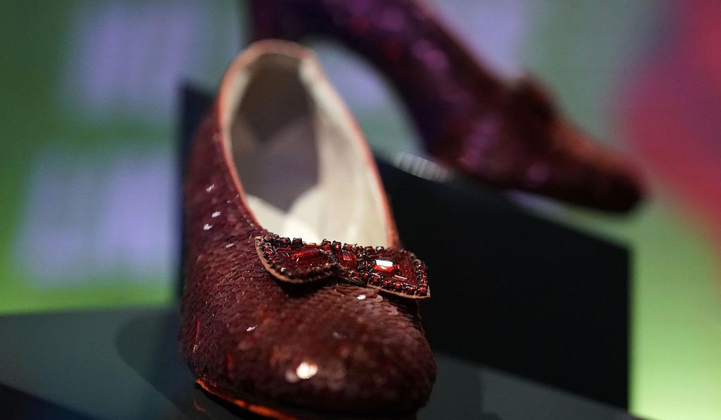 The National Museum of American History reopens Friday, September 25, with old favorites like the Ruby Slippers from the 1939 <i>Wizard of Oz</I> and new exhibitions like