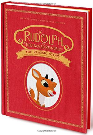 Preview thumbnail for video 'Rudolph the Red-Nosed Reindeer: The Classic Story: Deluxe 50th-Anniversary Edition