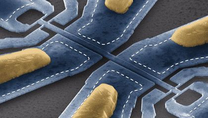New Device Can Measure the Mass of a Single Molecule