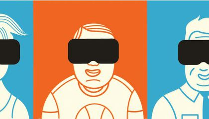 Eight New Uses For Virtual Reality