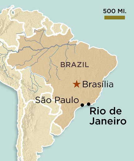 Fit For Travel Brazil: Reinventing Rio
