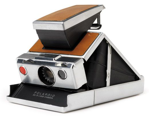 How the Polaroid Stormed the Photographic World | Arts