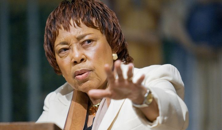 Civil Rights Pioneer Dorothy Cotton Has Died