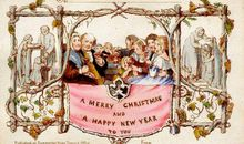 The History of the Christmas Card
