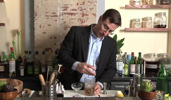 Preview thumbnail for video'What Goes Into a Prohibition-Era Cocktail