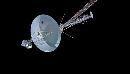 Our Far-Flung Voyager Spacecraft Just Keep Going and Going