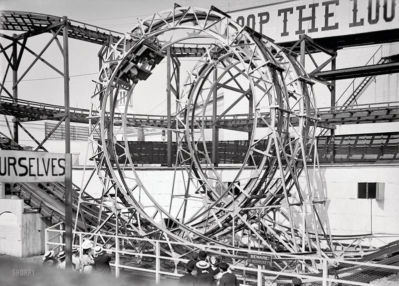14 Fun Facts About Roller Coasters Innovation Smithsonian Magazine