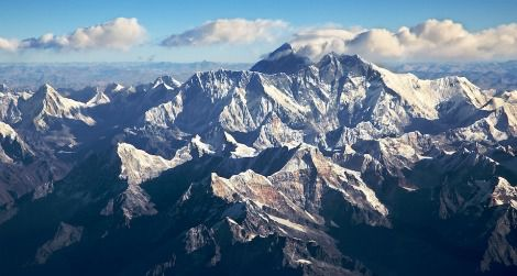 paragraph on mount everest