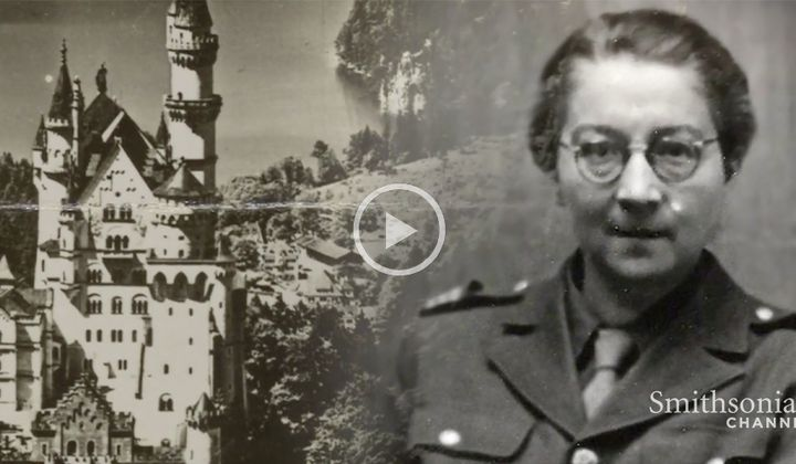 This French Woman Risked Her Life to Document Nazi Theft
