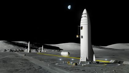Image: SpaceX wants to get you from NY-to-Shanghai in 39 mins