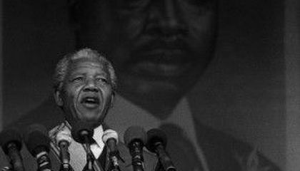 Hunger for Freedom: Food in the Life of Nelson Mandela