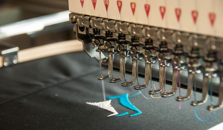 Embroidering Electronics Into the Next Generation of 'Smart' Fabrics