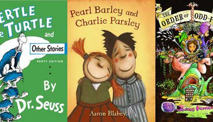 Smithsonian Notable Books for Children 2008
