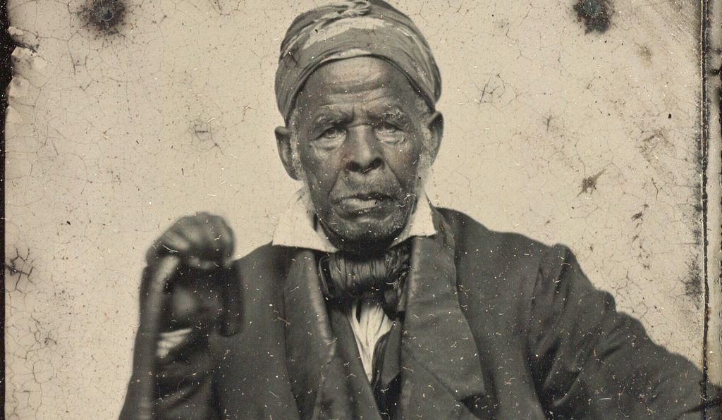 Slave traders captured Omar ibn Said in what is now Senegal and brought him to Charleston, South Carolina, in 1807.