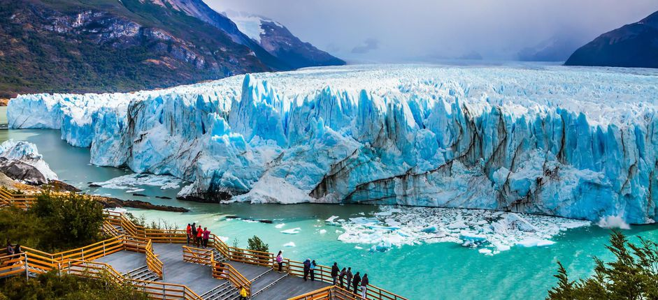 Hiking Through Patagonia Featuring Los Glaciares National Park