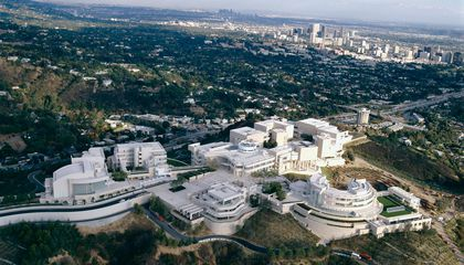 "Why the Getty Center Is the ""Safest Place"" For Its Priceless Collection in the Case of Disaster"