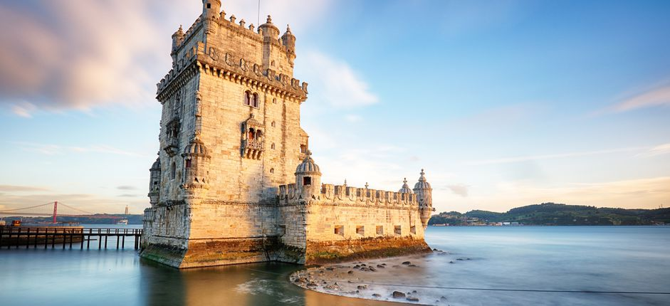 Across Northern Spain and Portugal <p>Stay in historic lodgings as you journey from Lisbon to Barcelona to explore breathtaking architecture and important religious shrines, fishing villages and cosmopolitan cities, and Basque and Catalan cultures.</p>