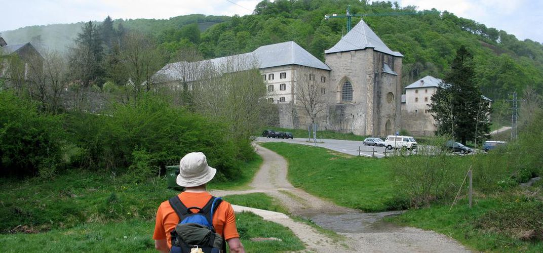 The Camino walk at Roncesvalles. Credit: Henri Bergius