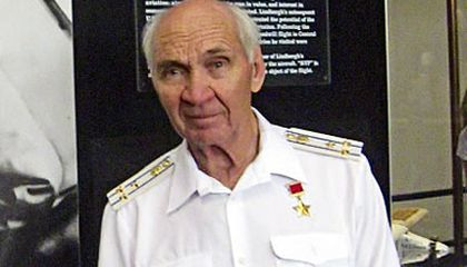 A Top Soviet-Era Test Pilot