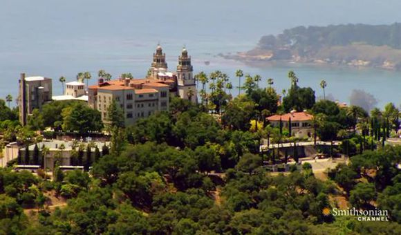 Preview thumbnail for video'Anything but Humble: Hearst Castle