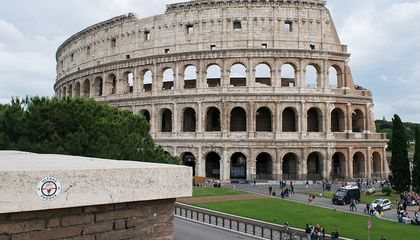 The Colosseum Waits on Funding for Critical Repairs in the Fight Over Rome's Subway System