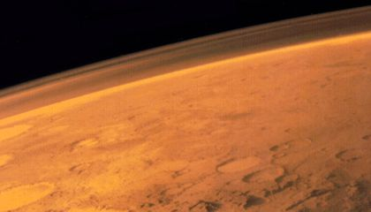 MAVEN Heads for Mars