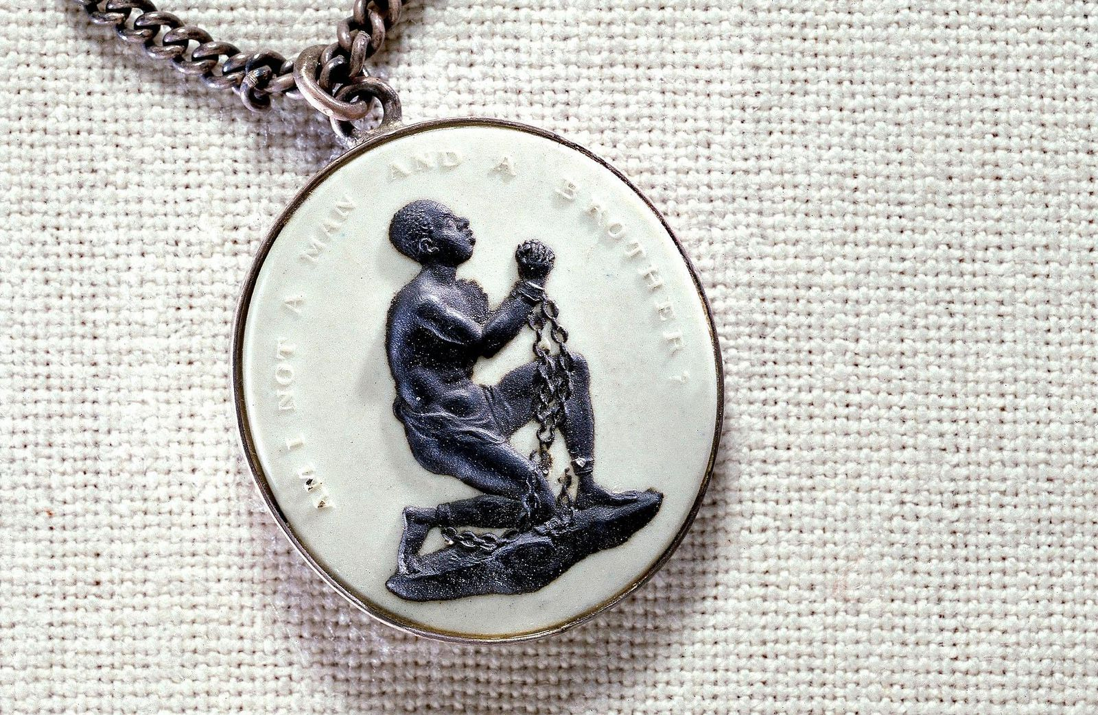 This Anti-Slavery Jewelry Shows the Social Concerns (and...