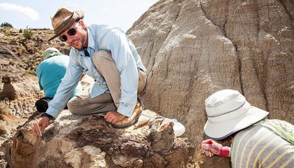 The Ultimate Summer Camp Activity: Digging for Dinosaurs