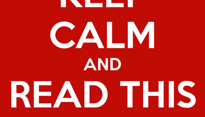 "The Poster That Started the ""Keep Calm"" Craze is on Sale"