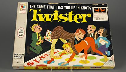 When Twister Was Too Risqué for America