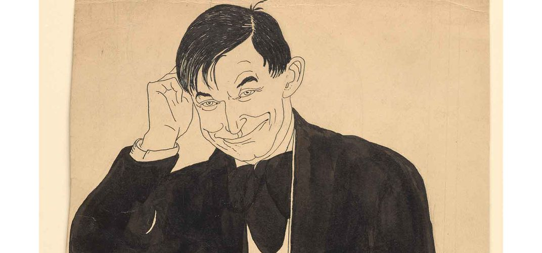 Caption: Will Rogers Was One of a Kind