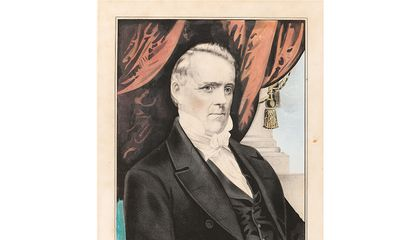 President James Buchanan Directly Influenced the Outcome of the Dred Scott Decision